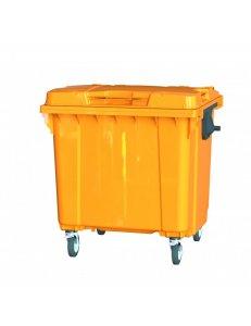 Контейнер для мусора 1100 л новый