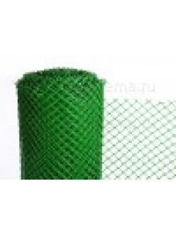 """Заборная решетка """"Ю18"""", 23х23мм, Зеленая"""