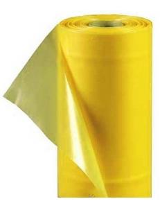 Пленка п/э тепличная СПФ 3/100, желтая